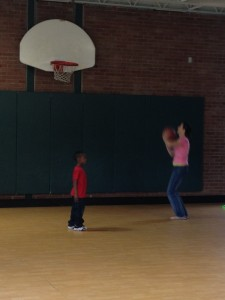 BASKETBALL HEALTHY KIDS DAY